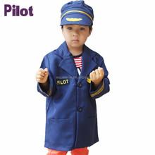 Good Quality Pilot Costume For Children Outfit Uniform