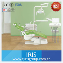 China Factory Directly Supply Dental Chair/ Dental Unit with Full Accessaries for Sale