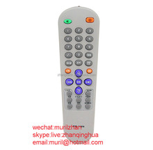 High Quality Gray 32 KeysRM-119N REMOTE CONTROL for KONKA Old TV Set same mold as 25 in 1 universal remote