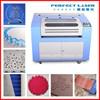 Alibaba China Supplier 2015 acrylic / leather / paper / cloth 80W / 100W / 120W / 150W fabric pattern cutting machine