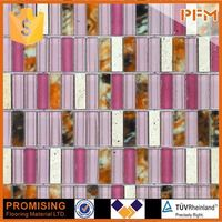 personized design wholesale price hot selling handing cut mosaic picture