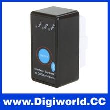 Mini ELM327 OBD2 Bluetooth Car Scanner Tool with Switch