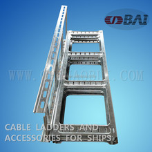 Quality HDG type Stainless steel cable ladder tray accessories For ships and buildings Professional factory