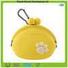 Best gifts different designs cheap wholesale mini silicone coin purse