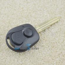 Remote key shell 2 button car key case for Ssangyong Actyon Kyron Rexton car key