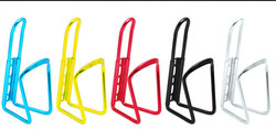 2015 new one piece aluminum water bicycle bottle cage