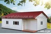 Barato moderno casa / casa prefabricada