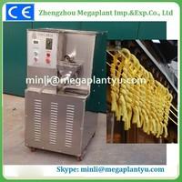 Application for Ice cream corn sticks extruder machine