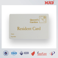 MDC0121 pvc id card printing / vip discount card print / plastic gift card
