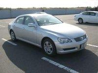 TOYOTA MARK X 2005 ID{688} JAPANESE USED CARS SECOND HAND VEHICLE
