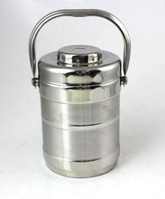2015 Most Popular Insulated Food Carrier,Multilayer Stainless Steel Food Carrier