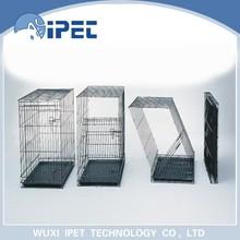 Ipet black large wire mesh breeding pet cage
