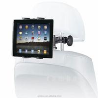 "4.3-11.6"" tablet pc car pillow mount flexible headrest holder for Asus Zenfone 6 for iPad Mini"