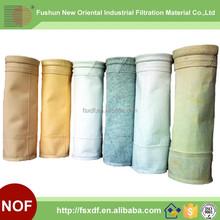 Pulse dust removal filter bag/Dust collector filter bag for Industrial Filatration