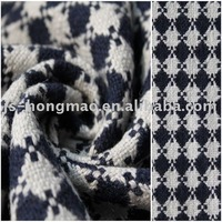 Yarn Dyed Jacquard Woven Fabric For Garment