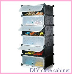 customized diy popular sale shoe organizers for home FH-AL01807-6