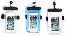 Double Seal PVC Cell Phone Waterproof Case Bag(SD-WB-050)