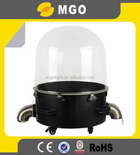 new products 2016 waterproof moving head round plastic dome light cover