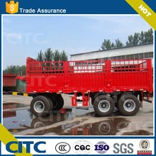 CITC hot selling full trailer dump trailer tip semi truck trailer with high quality