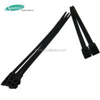 9x260mm Double Locking Zip Tie Nylon 66