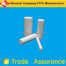 long-term cooperation ptfe rod White PTFE Round Rod