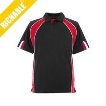 Sport fashion promotional collar design super dry t shirt