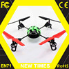 4Channels With Gyroscope 3D Rolling RC LADYBUG, 2.4G Transmitter, Beatle Quadcopter, Balsa Model Airplane Kits