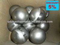 decorative fencing ball/hollow fencing ball/welded ball for fence