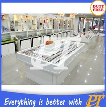 Hot selling optical shop display equipment with LED light