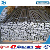 SAE 6150 hot rolled spring steel flat bar