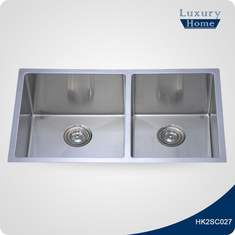 Double Kitchen Bar Sink - Buy Small Bar Sink,Small Sink,Small Kitchen ...