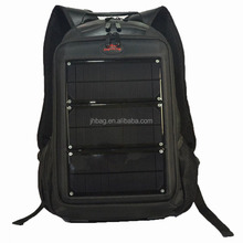 New arrival Fashion Custom Solar Panel portable solor backpack with charger