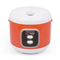 2015 portable travel rice cooker with smart appearance