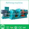 Rubber compound two roll refining mill for sale
