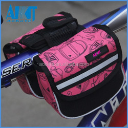 functional bicycle pannier saddle bag for outdoor sports