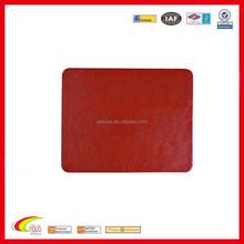 genuine leather mousepad,computer mousepad leather,anti-skidding gaming mousepad hot sale 2015