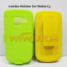 2012 New Wholesale cell phone case for Nokia c3