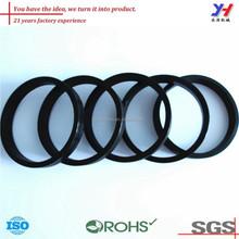 OEM ODM rubber sealing element black rubber products epdm rubber parts