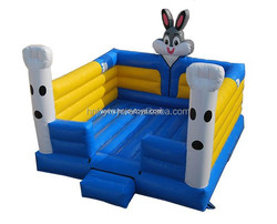 cheap inflatable bunny bouncy/jumping castle,outdoor adult baby bouncer for sale