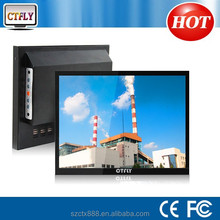 """12"""" mini industrial lcd tft touch screen monitor with led back light"""