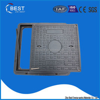 Composite Clear Plastic Water Tank, Water Tank Manhole Cover