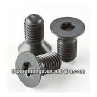 1.4435 hexalobular socket raised countersunk head screw