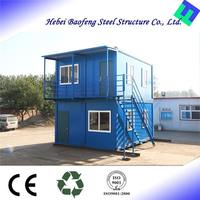 efficient installation in south containerized villa company