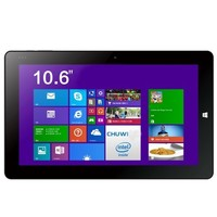 Wholesale CHUWI Vi10 Dual Core 10.6 inch Win8.1&Android4.4 Tablet