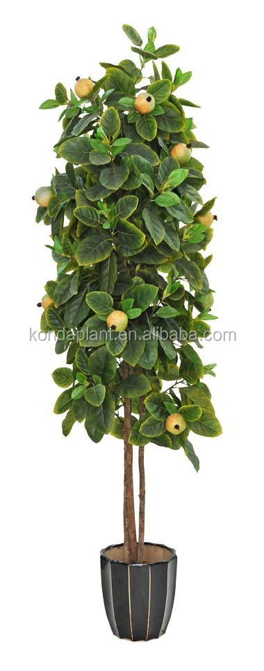 Hot selling the artificial plant trees artificial plants - Fruit trees in small spaces decoration ...