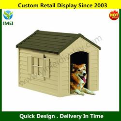 wood dog house YM6-051