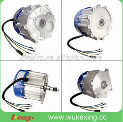 48v /60v 1000w electric brushless dc motor with differential rear axle