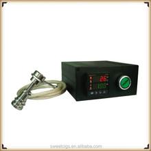 enail dnail coil heater temperature control box universal titanium enail 10mm/14mm/18mm 100W coil heater for enail