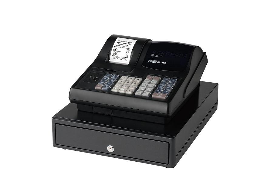 electronic cash registers buy cash register product on. Black Bedroom Furniture Sets. Home Design Ideas