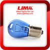 CAR PAR TAIL LAMP S25 12V 21/5W BAY15D BLUE